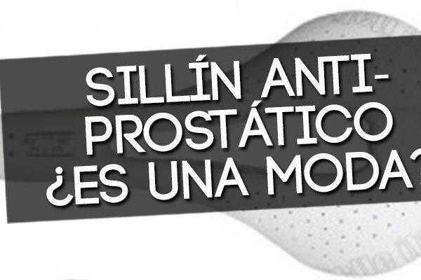 Sillín antiprostático