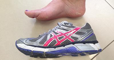 Asesoramiento en calzado deportivo