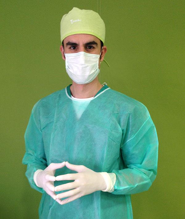 Dr. Alfredo Soriano Medrano