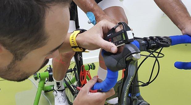 Ajuste de bici - Biomecánica de la bici