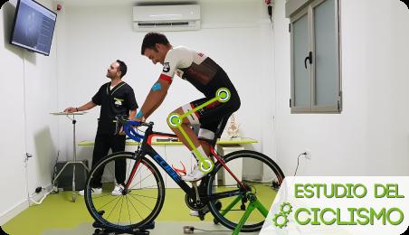 Biomecánica Ciclismo Albacete