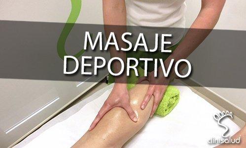 Masaje deportivo Albacete