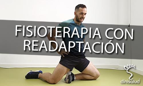 Fisioterapia con Readaptación en Albacete