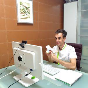 Consulta Online Podología mediante videollamada o chat